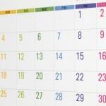 Family Calendar Organization