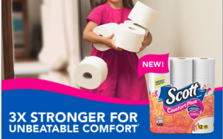 Family Dollar: Coupon Savings on Scott ComfortPlus 12 ct. Big Roll (For a Limited Time!)