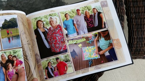 Family Page CVS Photo Book