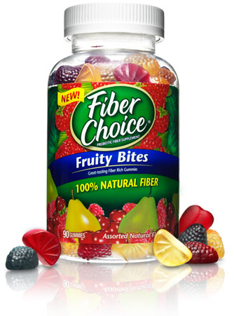 Fiber Choice Fruity Bites