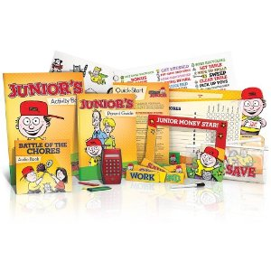 Financial Peace University Financial Peace Junior Kit $14.39 (ARV $25)