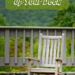Five Ways to Fix Up Your Deck