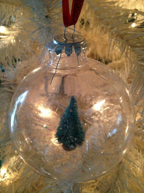 Floating Tree HolidayOrnament