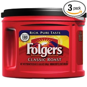 Amazon: Foldgers Class Roast Ground Coffee $5.97/ea (Shipped) WYB 3
