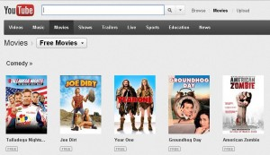 Free Movies on YouTube 300x173 YouTube: Watch Movies for Free
