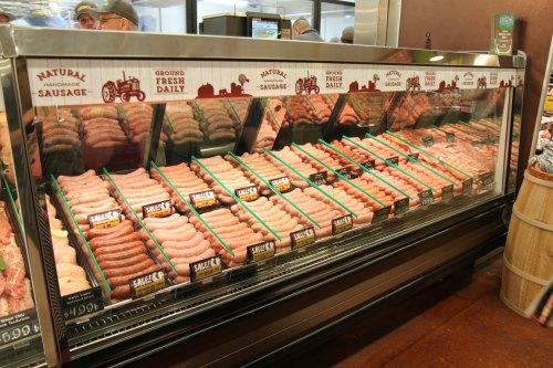 Fresh Sausage at Fresh Thyme