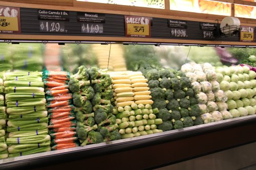 Fresh produce at Fresh thyme