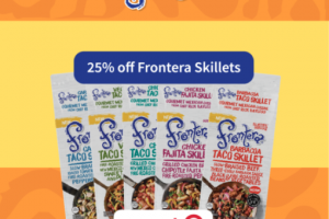 25% off Frontera® Frozen Skillets at Target