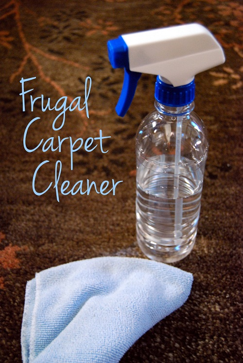 Frugal Carpet Cleaner