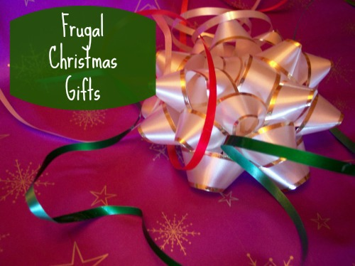 Frugal Christmas Gifts via bargainBriana