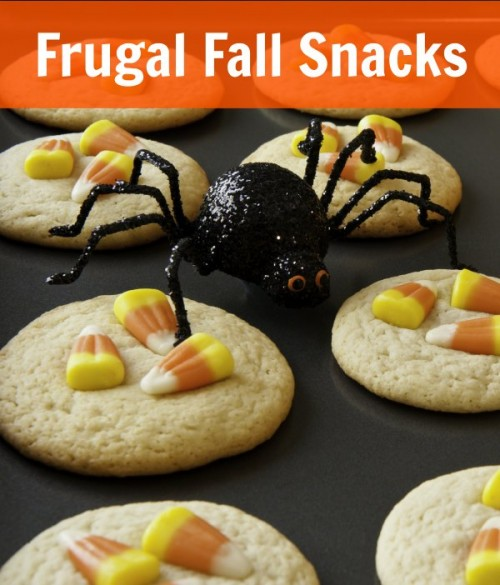 5 Festive and Frugal Fall Snack Ideas