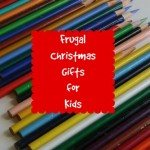 Frugal Gifts for Kids via BargainBriana