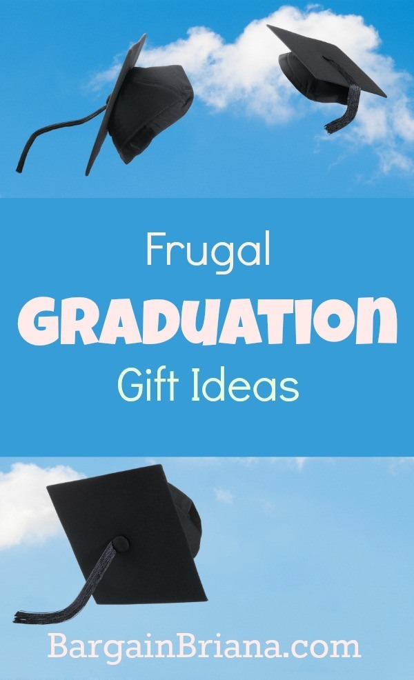 Frugal Graduation Gift Ideas