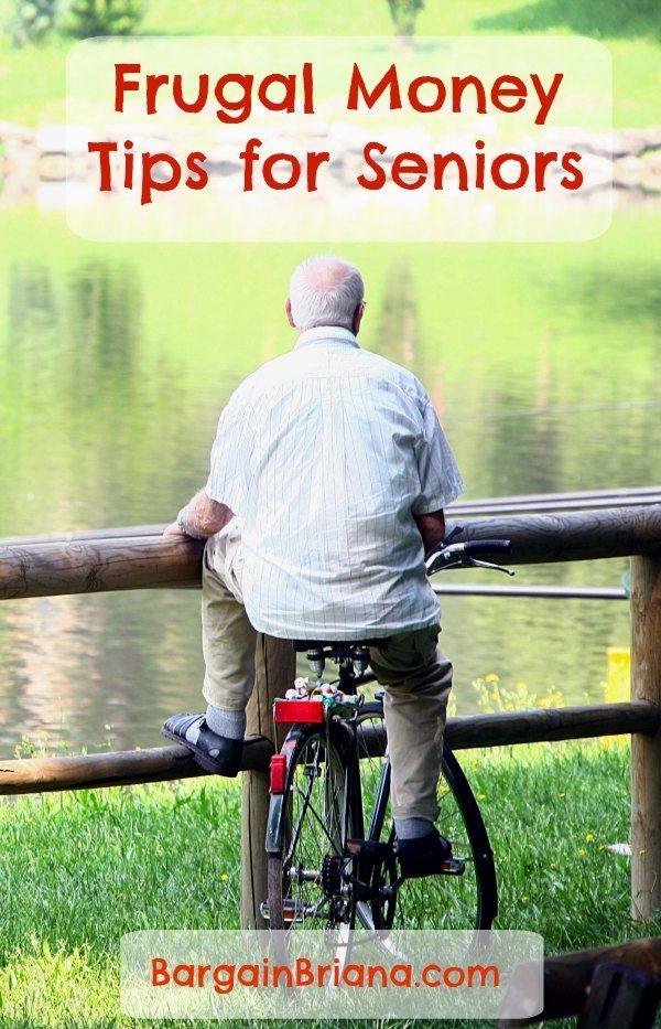 Frugal Money Tips for Seniors