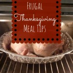 Frugal Thanksgiving Meal Tips