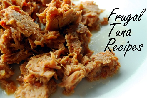 Frugal Tuna Recipes