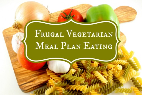 Frugal Vegetarian Meal Plan Eating To Save