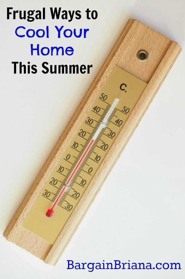 Frugal Ways to Cool Your Home This Summer