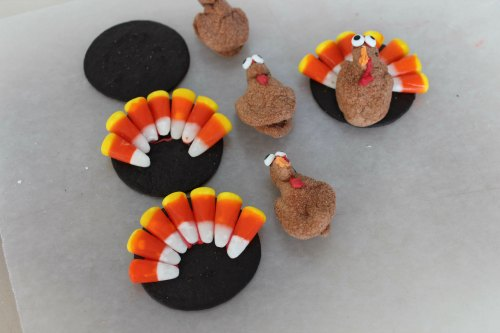 Fun Thanksgiving Treat for Kids