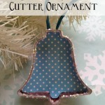 Fun and Easy Ornament to Make With Your Family - Vintage Cookie Cutter Ornament