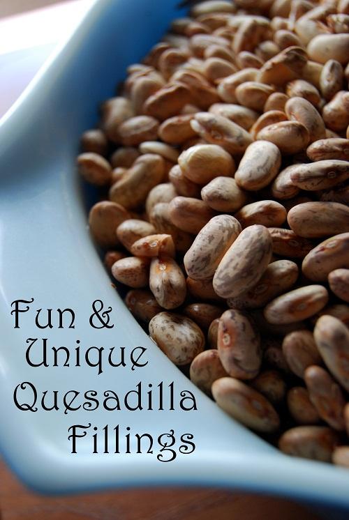 Fun and Unique Quesadilla Fillings