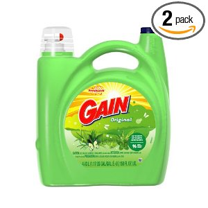 Amazon Subscribe & Save: Gain (300oz) $26.30 (Shipped)