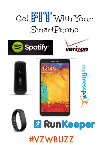 Get Fit With Your Smartphone via bargainbriana vzwbuzz