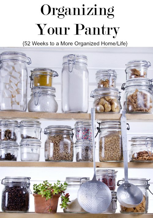 Get Your Pantry Organized with These Tips