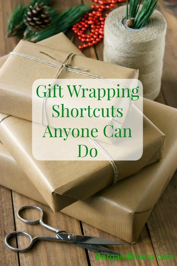 Gift Wrapping Shortcuts Anyone Can Do