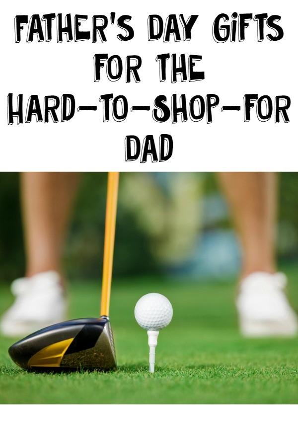Gifts for the Hard-to-Shop-for Dad