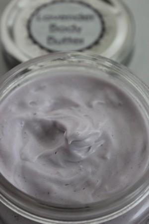 Gifts in a Jar Lavender Body Butter Recipe