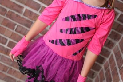 Girls Rocker Costume from Halloween