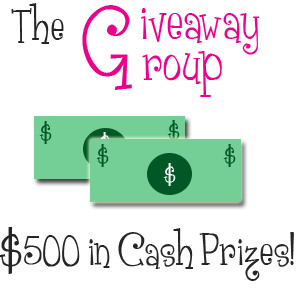 Giveaway Group Giveaway  $500 in CASH Prizes