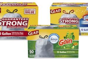 Glad® Trash Bags at Target Promotion: Buy 2, Get $5 Target Gift Card