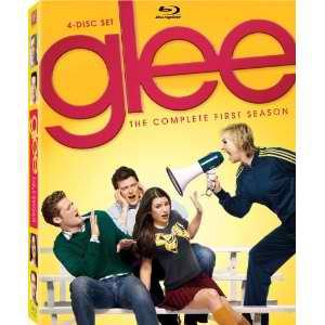 Glee Amazon: Glee  The Complete First Season Box Set [Blu ray] $24.99