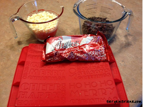 Good Cook Brittle Bark Mold Good Cook Peppermint Chocolate Bark Mold Recipe + Review