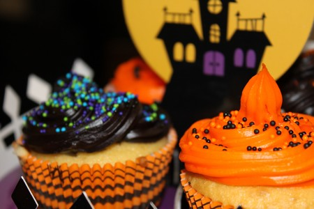 Good Cook Halloween Cupcakes