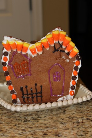 Good Cook Haunted House