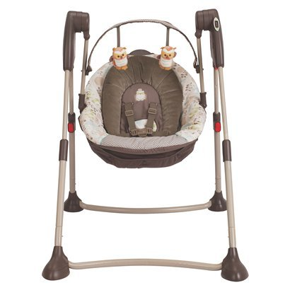 Graco Swing by Me - Meadow Menagerie