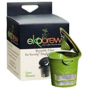 Keurig Coffee Maker Not Filling Cup All The Way : ekobrew Reusable Filter for Keurig USD 9.37 - BargainBriana