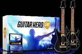 Guitar Hero Live – $69.99