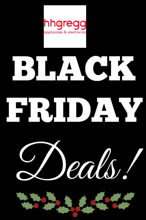 HH Gregg Black Friday Deals