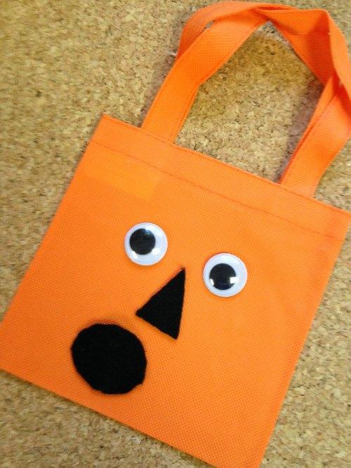 Halloween Bags DIY