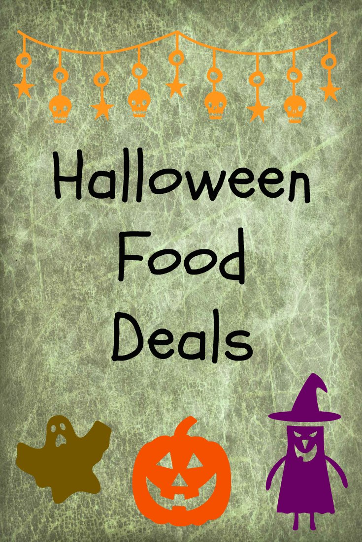 Halloween Food Freebies