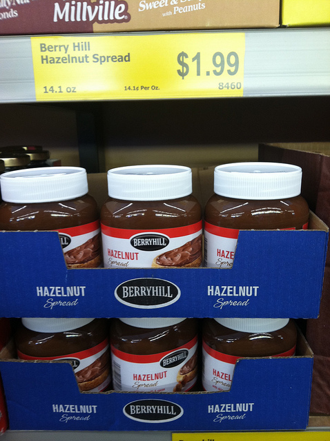 Hazelnut Spread 10 Reason I Love to Shop at ALDI