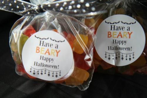 Healthier Halloween Treat Ideas