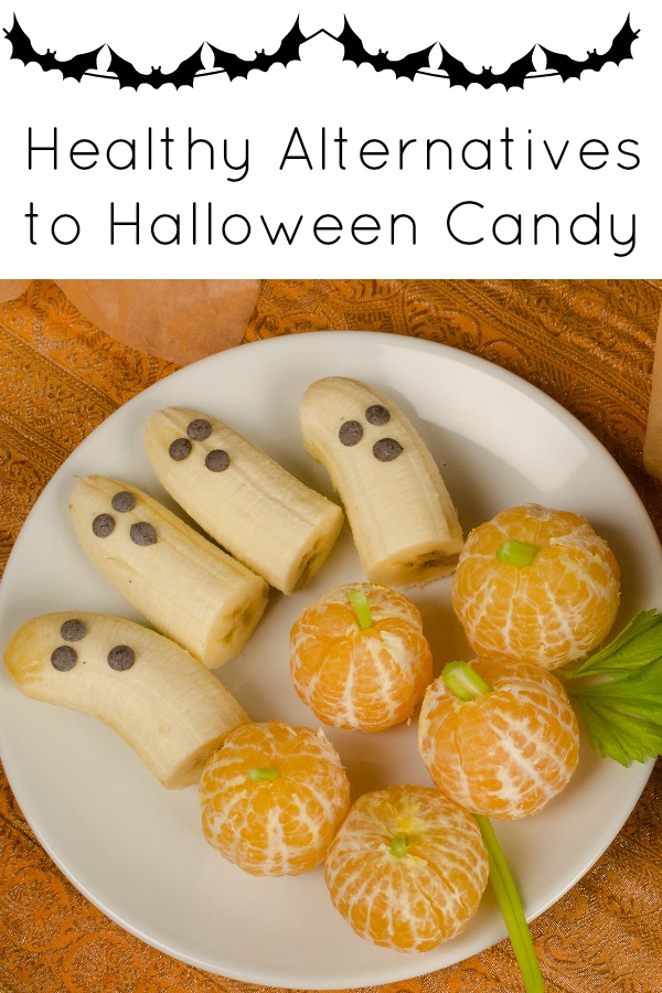 Healthy Alternatives to Halloween Candy for Halloween