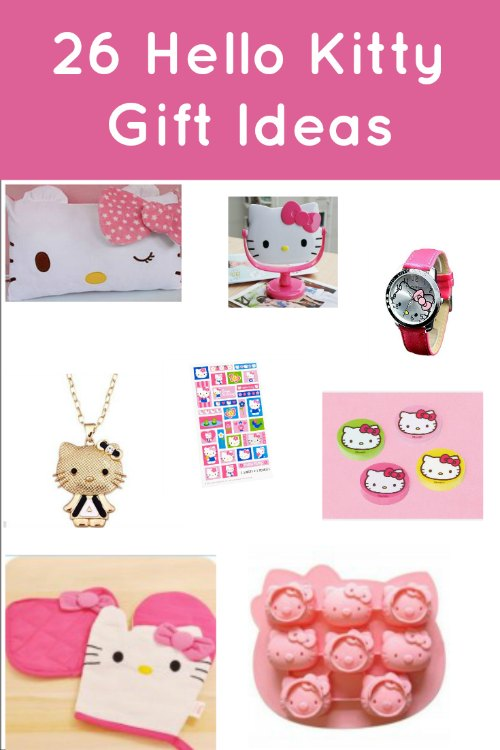Hello Kitty Gift Ideas