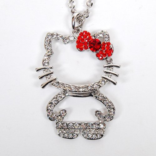 Hello Kitty Rhinestone