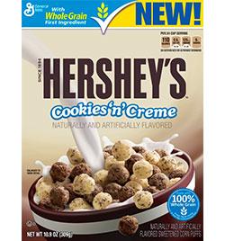 Hershey's Cookie 'n' Creme Giveaway